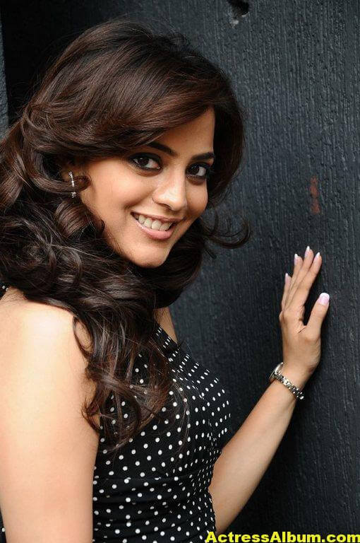 Nisha Agarwal Black Dress Still 3