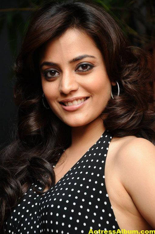 Nisha Agarwal Black Dress Still 4