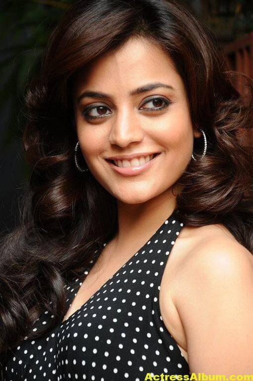 Nisha Agarwal Black Dress Still 6