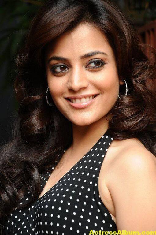 Nisha Agarwal Black Dress Still 6