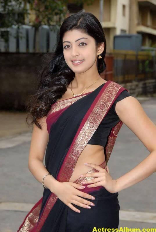 pranitha-hot-stills-in-saree-11