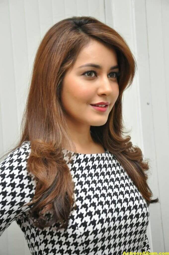 Rashi Khanna Latest Stills At Jil Movie 2