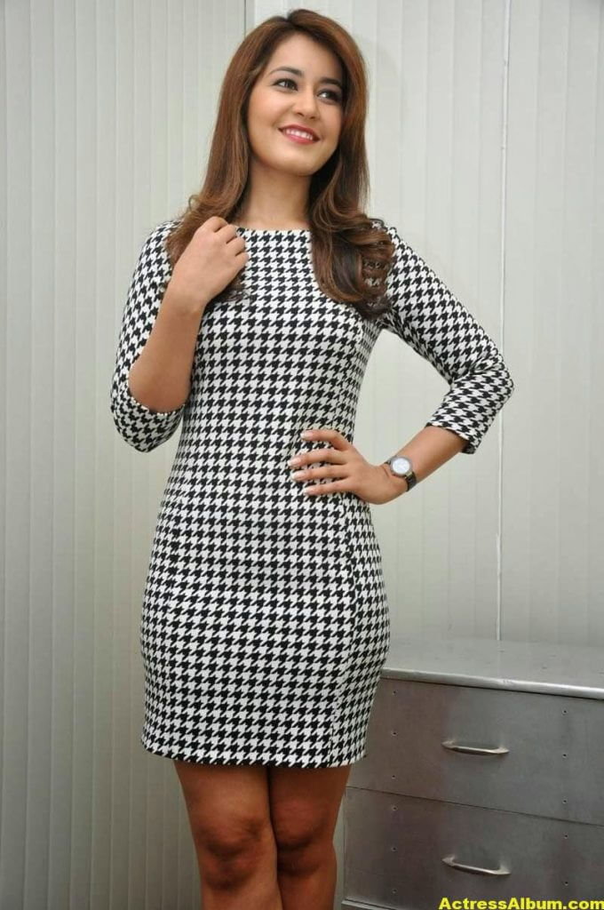 Rashi Khanna Latest Stills At Jil Movie 4