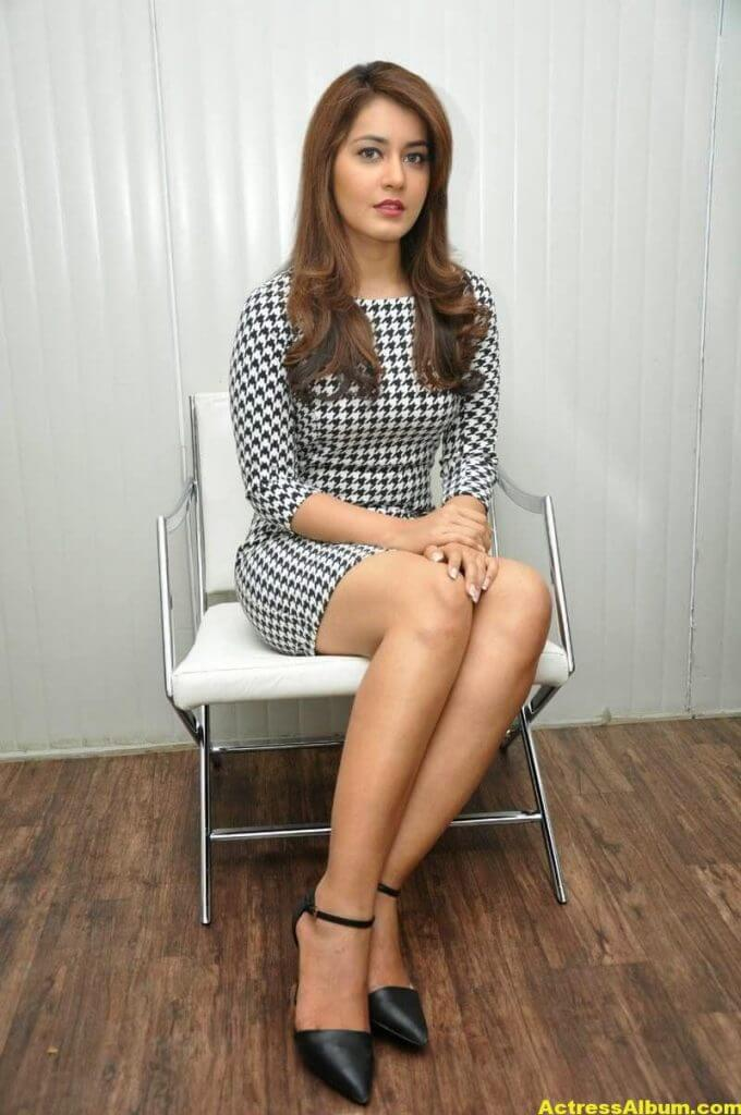 Rashi Khanna Latest Stills At Jil Movie 6