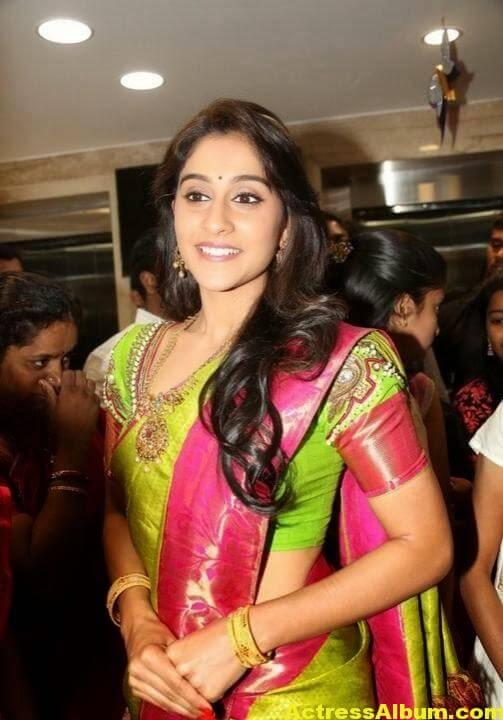 Regina Cassandra at Chennai Shopping Mall Launch Photos 2