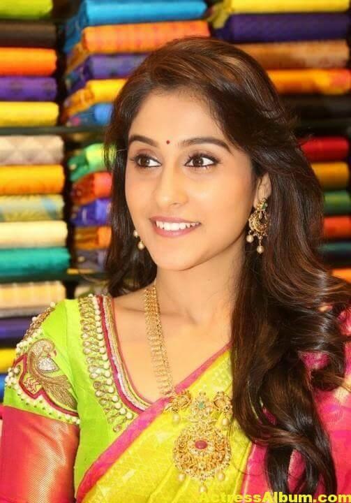 Regina Cassandra at Chennai Shopping Mall Launch Photos 5