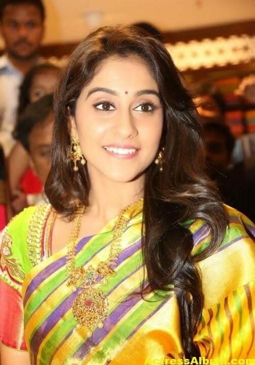Regina Cassandra at Chennai Shopping Mall Launch Photos 6