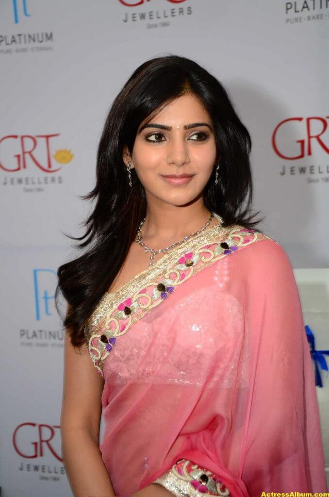 Samantha at GRT jewellery opening Stills 3