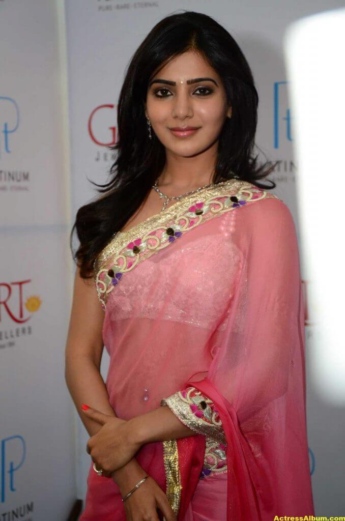 Samantha at GRT jewellery opening Stills 5