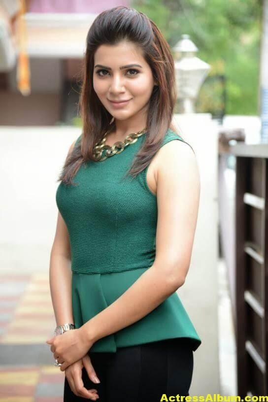 Actress Samantha Cute Pics - Actress Album