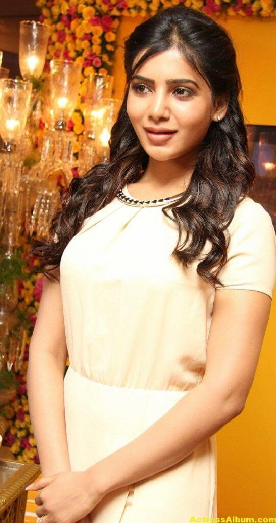 Samantha Photos Stills At The Inaugurates 1
