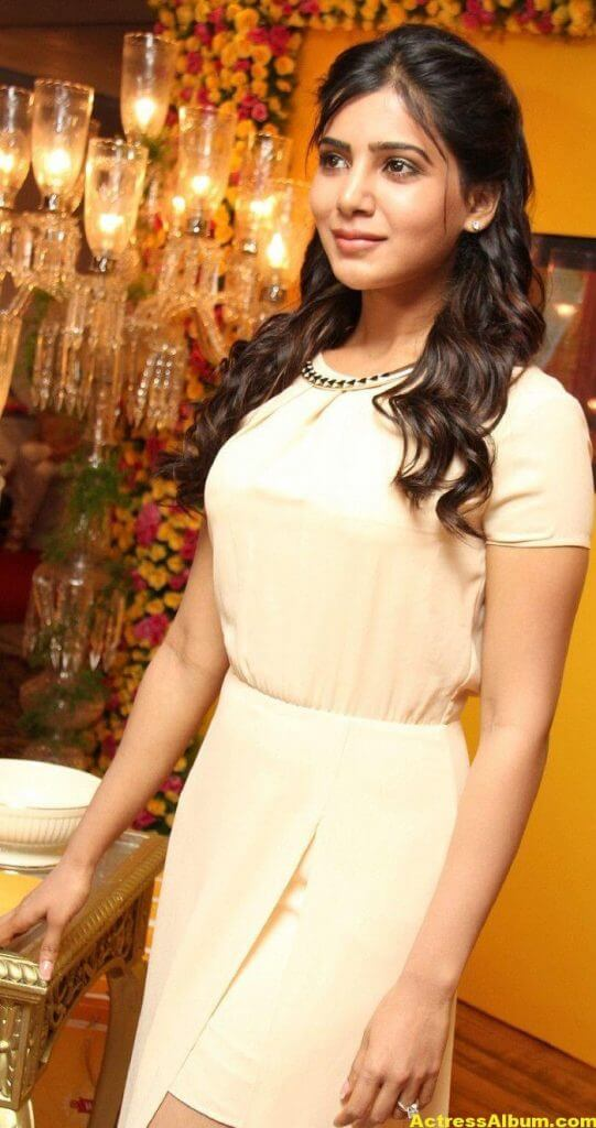 Samantha Photos Stills At The Inaugurates 3
