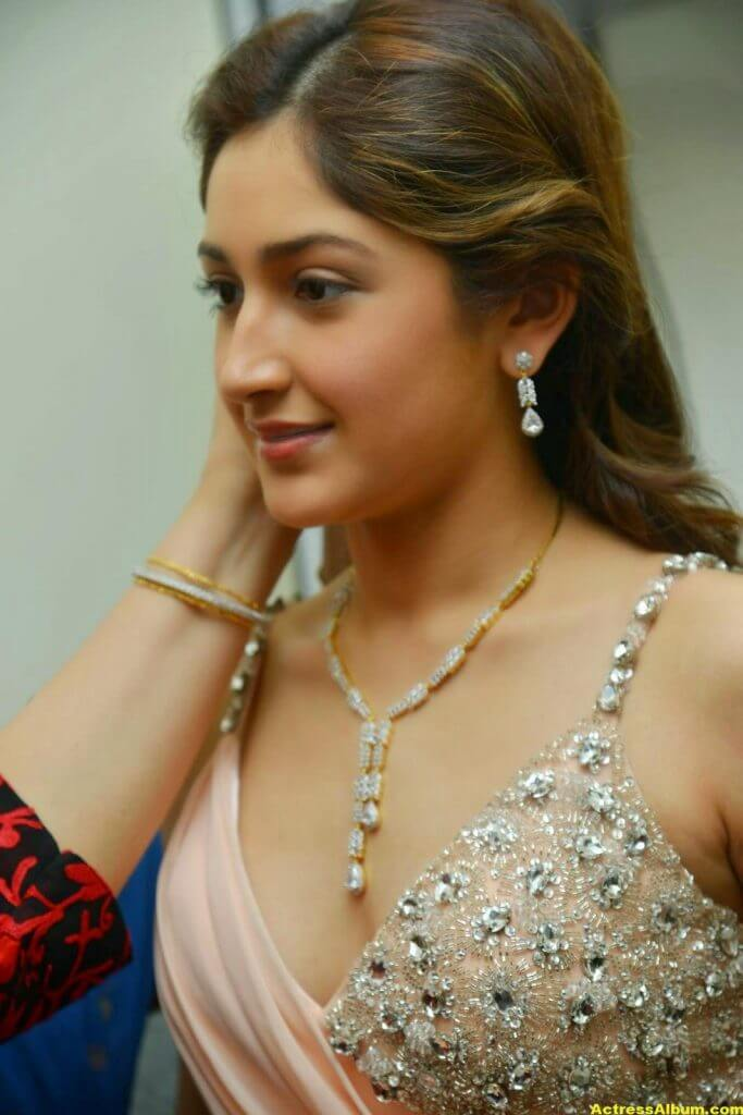 Sayesha Saigal Latest Stills 4