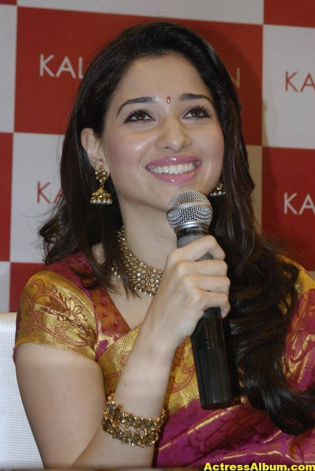 Tamanna At Kalanikethan Launch photos 3