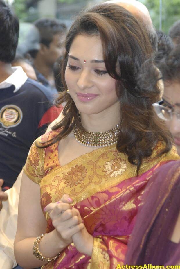 Tamanna At Kalanikethan Launch photos 4