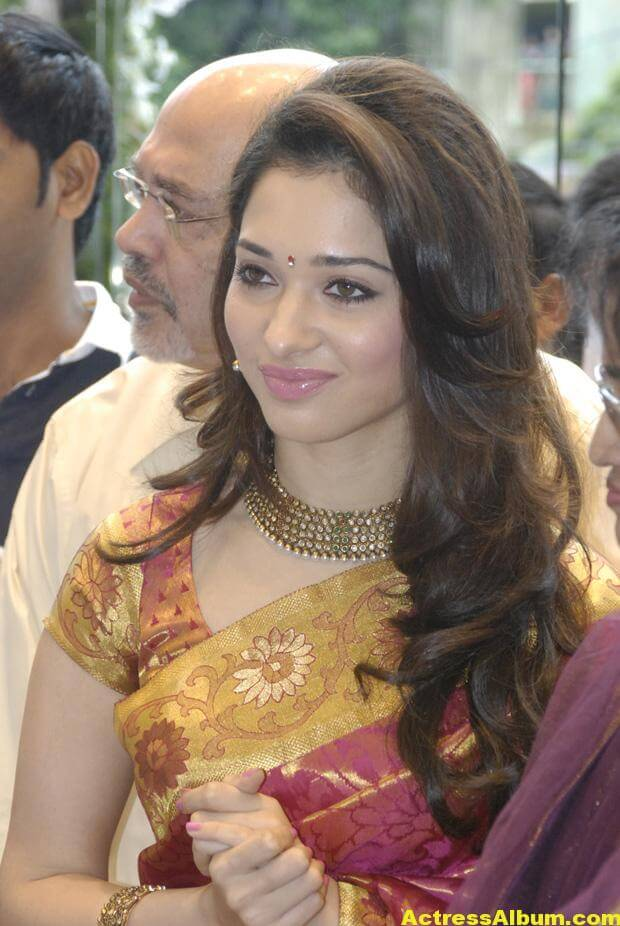 Tamanna At Kalanikethan Launch photos 5