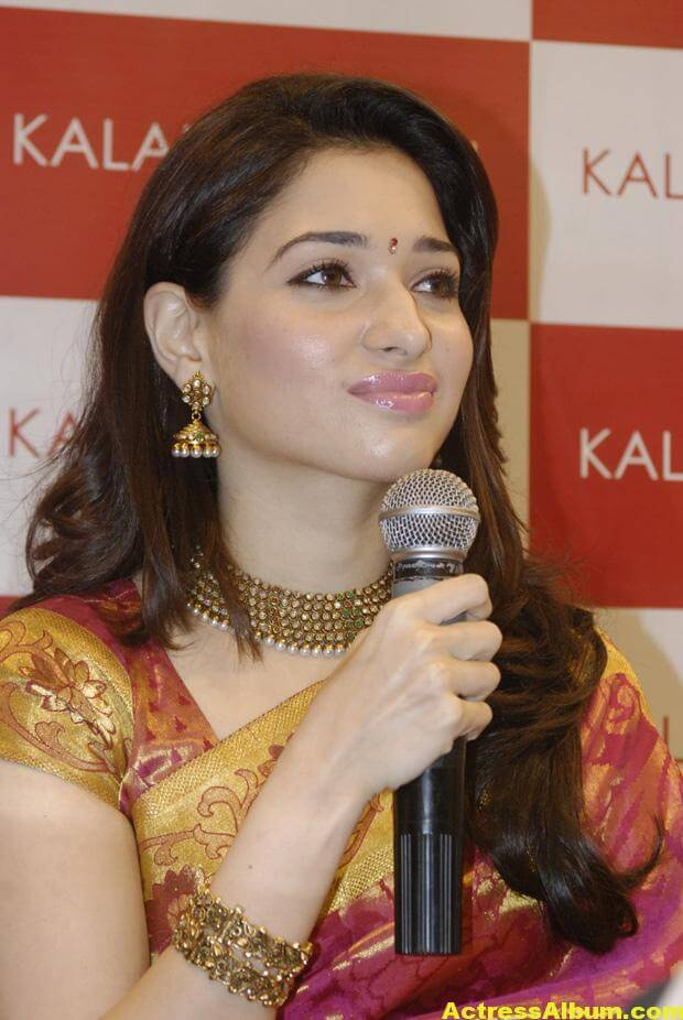 Tamanna At Kalanikethan Launch photos 9