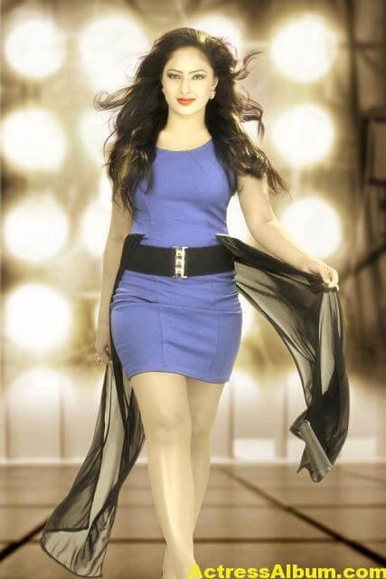 Tamil Actress Nikeesha Patel Glamarous Photo Shoot 2