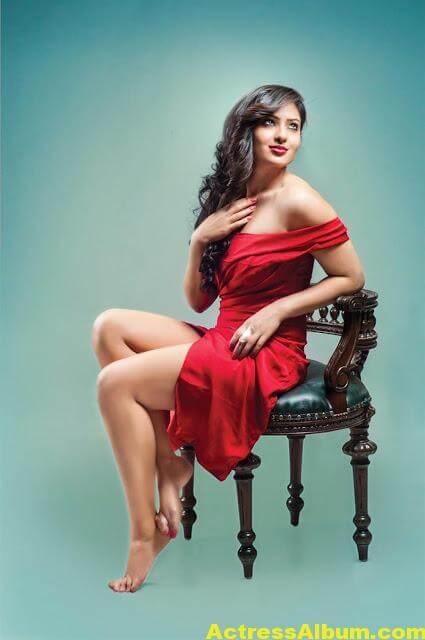 Tamil Actress Nikeesha Patel Glamarous Photo Shoot 7
