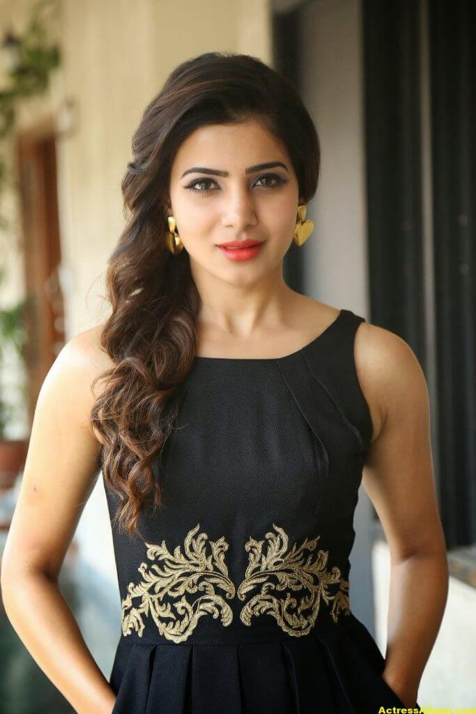 Tamil Actress Samantha Latest Cute Stills 1