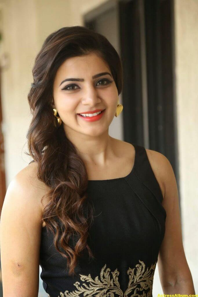 Tamil Actress Samantha Latest Cute Stills 2