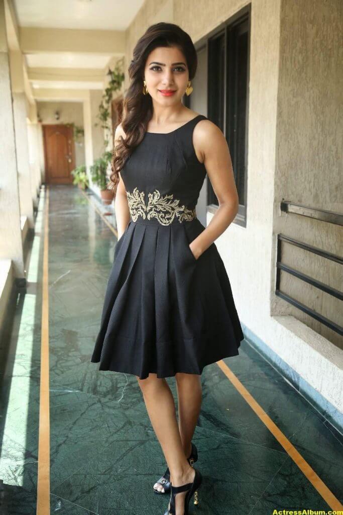 Tamil Actress Samantha Latest Cute Stills 3