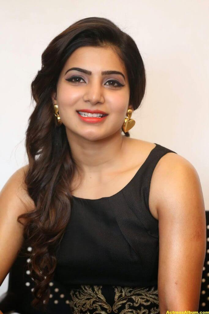 Tamil Actress Samantha Latest Cute Stills 4