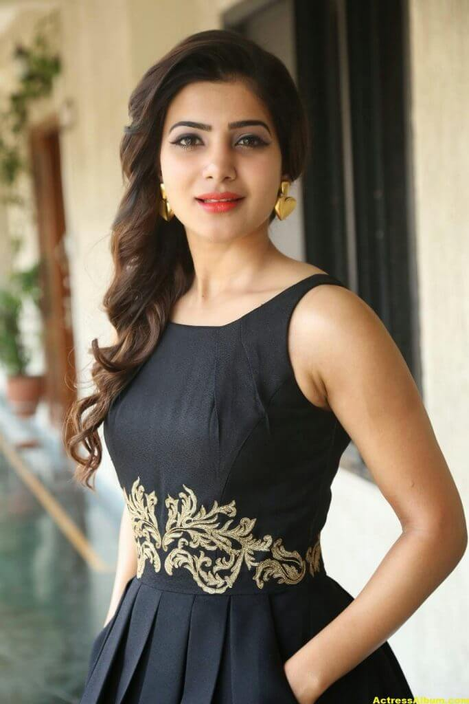 Tamil Actress Samantha Latest Cute Stills 5