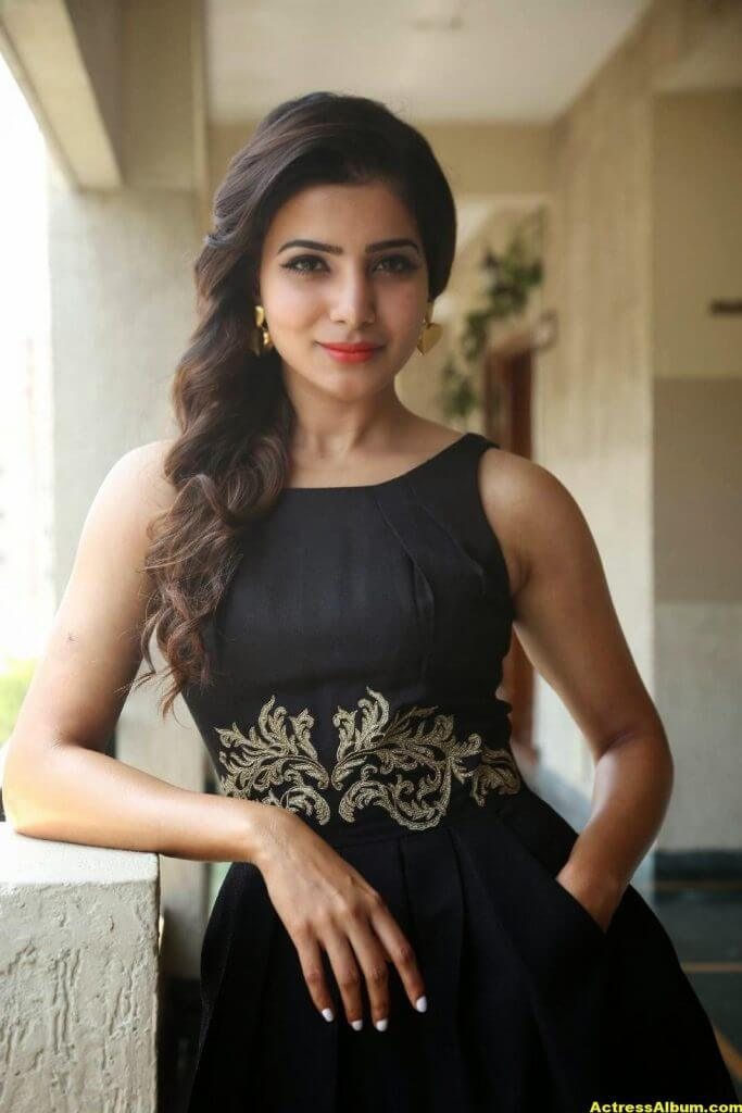 Tamil Actress Samantha Latest Cute Stills 6