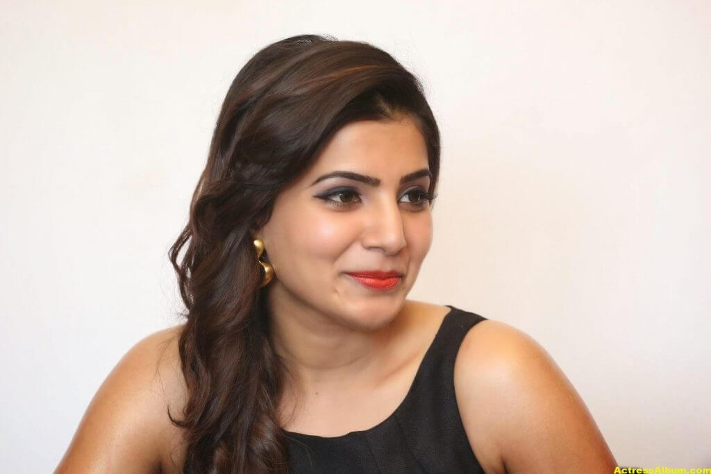 Tamil Actress Samantha Latest Cute Stills 7