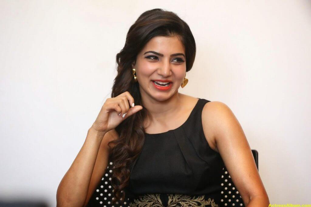 Tamil Actress Samantha Latest Cute Stills 8