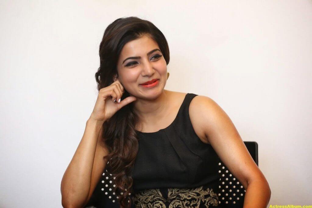 Tamil Actress Samantha Latest Cute Stills 9
