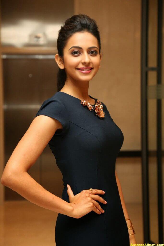 Telugu Actress Rakul Preet Singh Latest Images 1