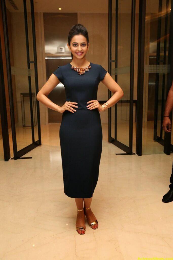 Telugu Actress Rakul Preet Singh Latest Images 2