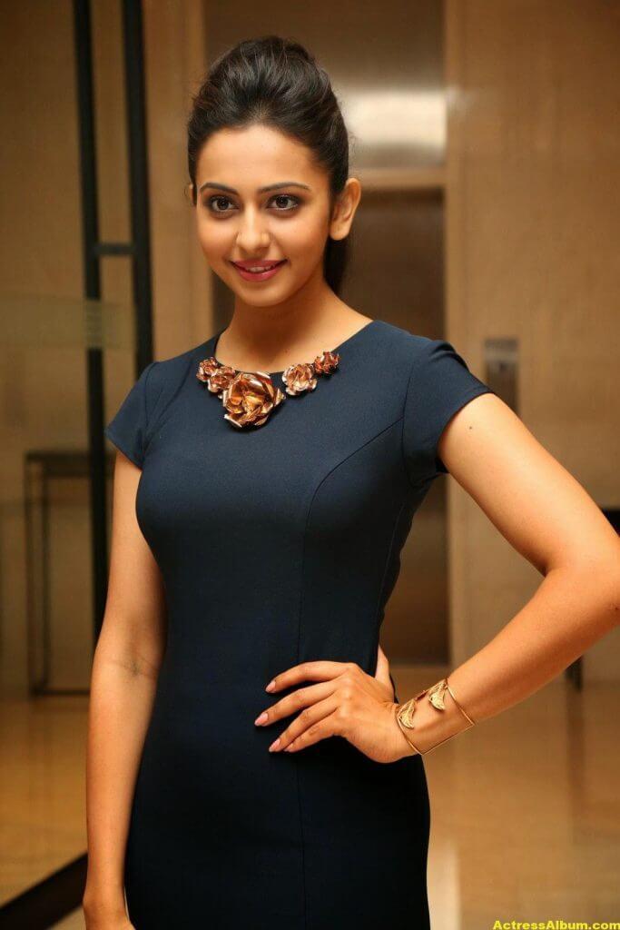 Telugu Actress Rakul Preet Singh Latest Images 3