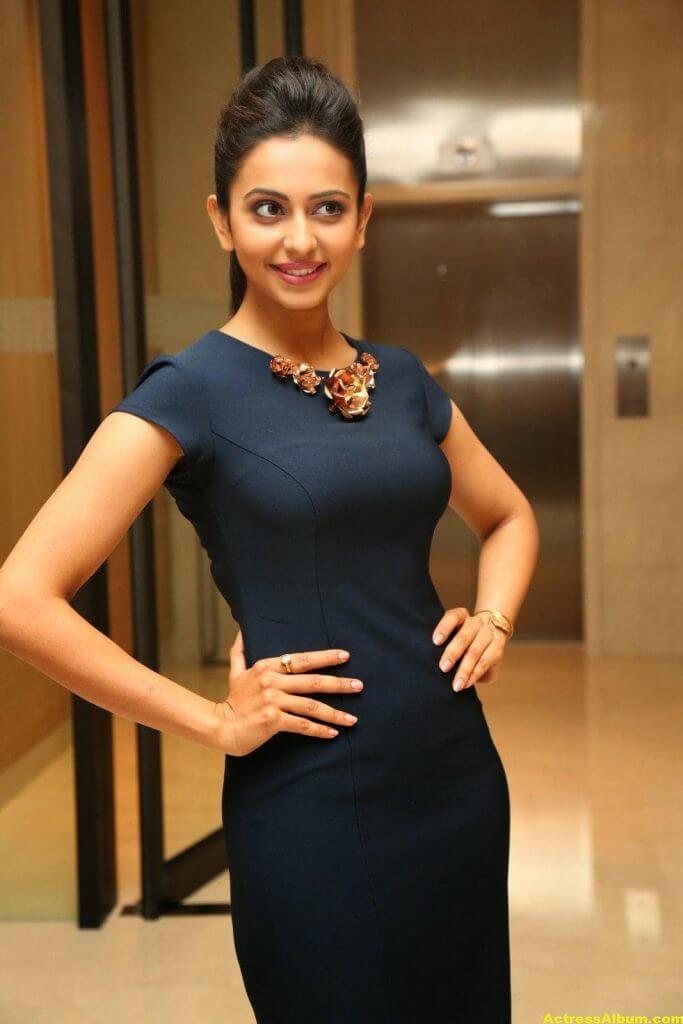 Telugu Actress Rakul Preet Singh Latest Images 6