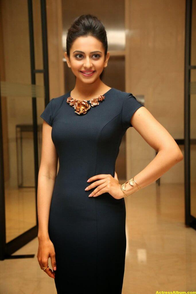 Telugu Actress Rakul Preet Singh Latest Images