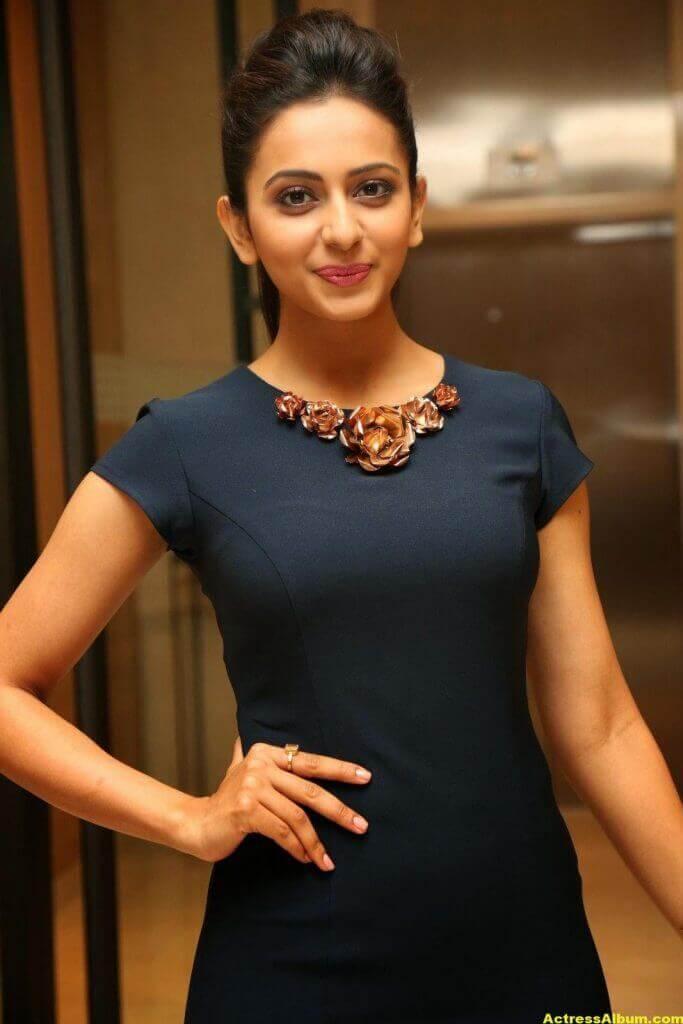 Telugu Actress Rakul Preet Singh Latest Images 7