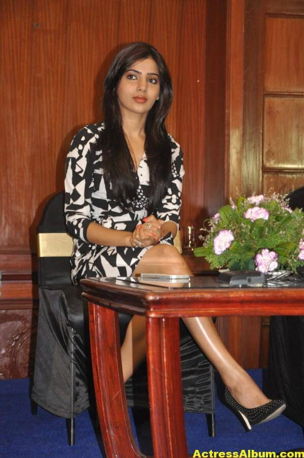 Telugu Actress Samantha Photos Hot Stills 1