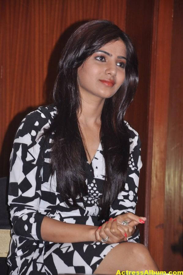 Telugu Actress Samantha Photos Hot Stills 2