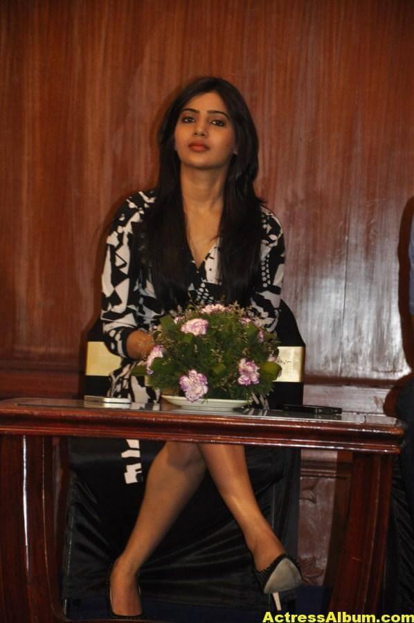 Telugu Actress Samantha Photos Hot Stills 5
