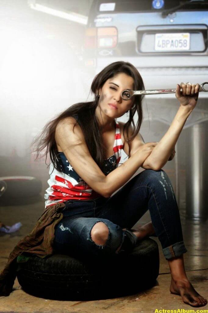 Telugu Actress Surabhi Latest Stills 3