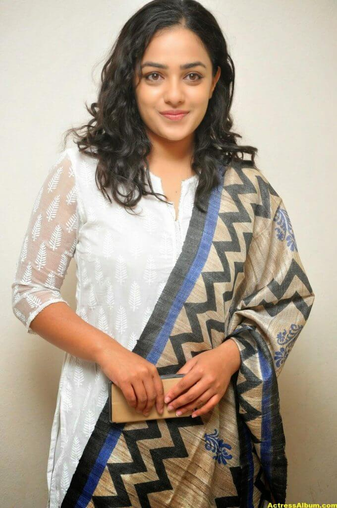 Tollywood Actress Nitya Menon Latest Pics 1