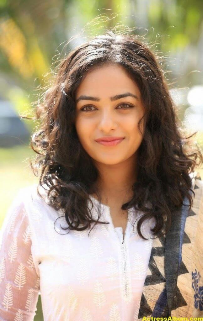 Tollywood Actress Nitya Menon Latest Pics 3