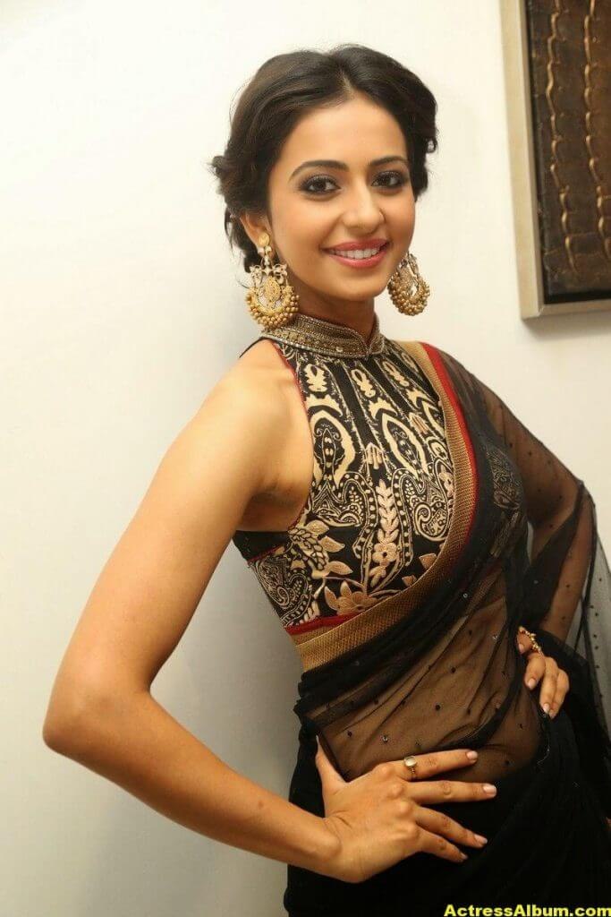 Tollywood Actress Rakul Preet Singh Latest Stills 2