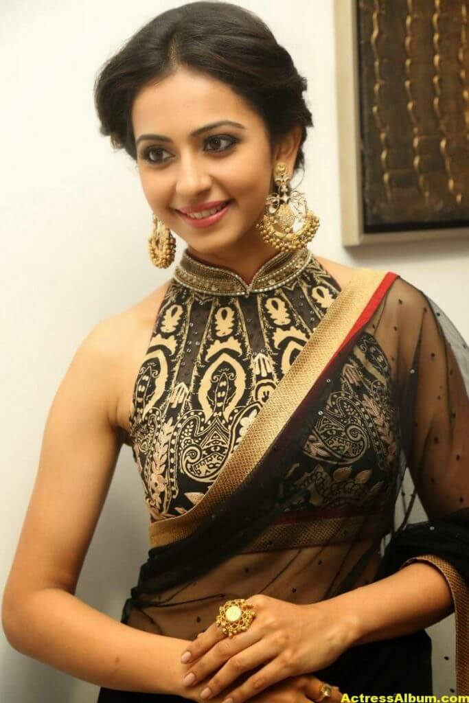 Tollywood Actress Rakul Preet Singh Latest Stills 5