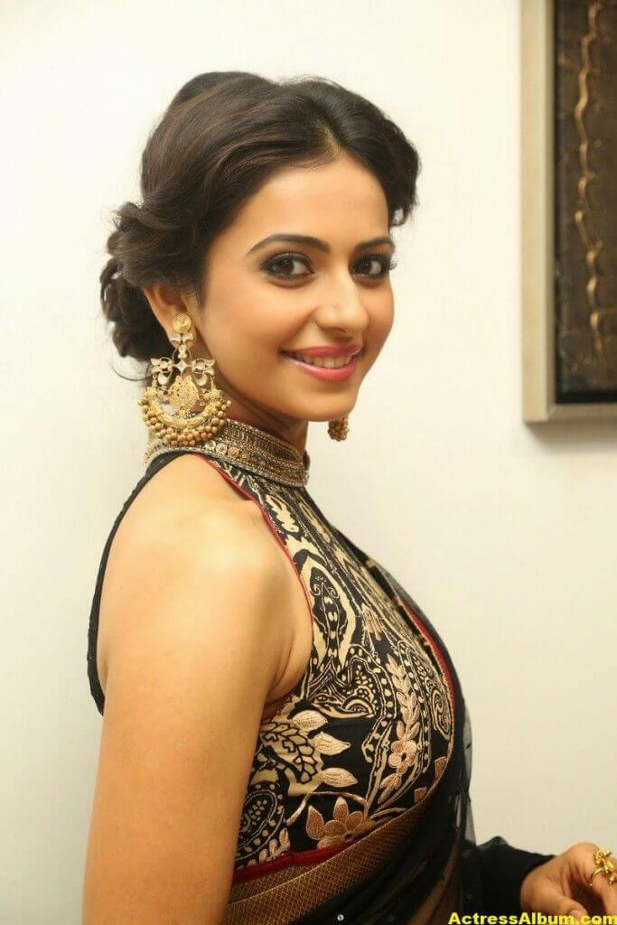 Tollywood Actress Rakul Preet Singh Latest Stills 8