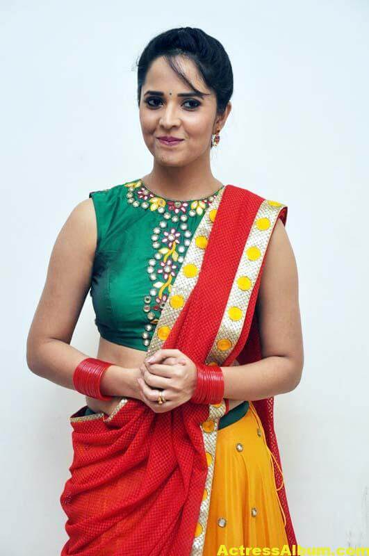 Anchor Anasuya At Soggade Chinni Nayana 0