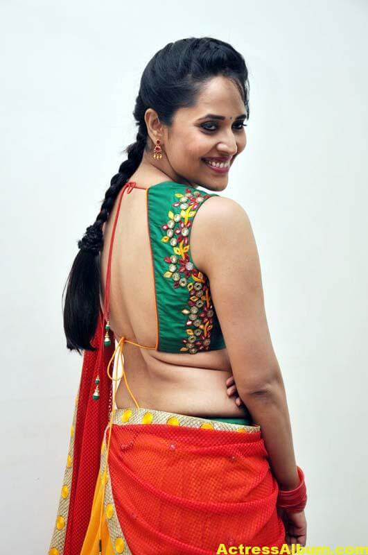 Anchor Anasuya At Soggade Chinni Nayana 1