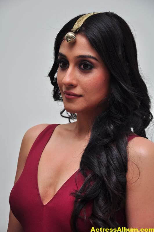 Regina Cassandra At Speedunnodu Movie